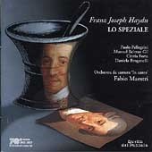 Haydn: Lo Speziale / Maestri, Pellegrini, Gil, Forte, et al