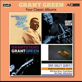 Grant Green: Four Classic Albums: Sunday Morning/Reaching Out/Grantstand/First Stand