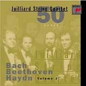 Juilliard String Quartet - 50 Years Vol 2 - Bach, Haydn, etc