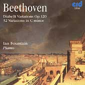 Beethoven: Diabelli Variations / Ian Fountain