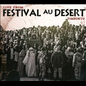 Various Artists: Live from Festival Au Desert, Timbuktu 2012 [Digipak]