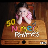 EvoKids: 50 Nursery Rhymes [Box]