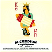 Various Artists: Accordion Kings and Queens Live! From Houston, TX