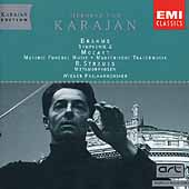 Karajan Edition - Brahms: Symphonie 2;  Mozart, R. Strauss