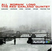 Red Garland Quintet: All Mornin' Long [Digipak]