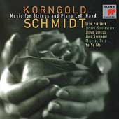 Korngold, Schmidt - Music for Strings & Piano Left Hand