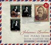 Johannes Brahms: The Piano Trios