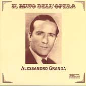 Alessandro Granda - Arias and Songs