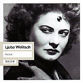 Historical - Ljuba Welitsch - Recital