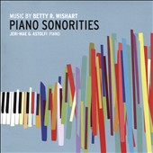 Piano Sonorities: music by Betty R. Wishart