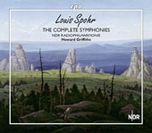 Louis Spohr (1784-1859): The Complete Symphonies (10) / Howard Griffiths, NDR Radiophilharmonie [5 CDs]