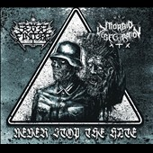 Seges Findere/Morbid Desecration: Never Stop the Hate Split [12/9]