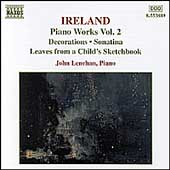 Ireland: Piano Works Vol 2 / John Lenehan