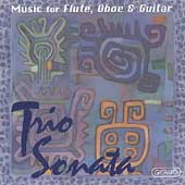 Music for Flute, Oboe & Guitar / Trio Sonata