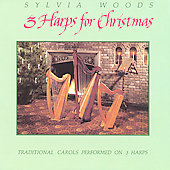Sylvia Woods: 3 Harps For Christmas