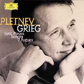 Grieg: Lyric Pieces, Sonata, 7 Fugues, etc / Pletnev