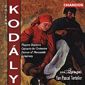 Kodaly: Symphony in C, etc / Yan Pascal Tortelier, BBC