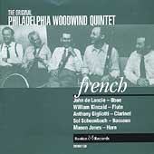 The Original Philadelphia Woodwind Quintet - French