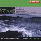 Bridge: Orchestral Works Vol 2 - The Sea, Dance Poem, etc / Hickox, BBC Wales