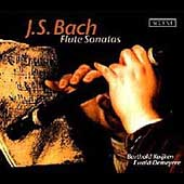 Bach: Flute Sonatas / Barthold Kuijken, Ewald Demeyere