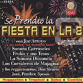 Various Artists: Se Prendio la Fiesta en la 8