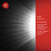 Classic Library - Verdi: Requiem / Solti, Price, et al