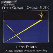 Olsson: Organ Works / Hans Fagius