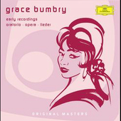 Original Masters - Grace Bumbry - Early Recordings