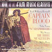 Film Music Classics - Korngold: Captain Blood;  Young, et al