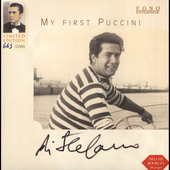 Debut Series - Giuseppe Di Stefano - My First Puccini