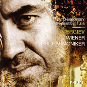 Tchaikovsky: Symphonies 4-6 / Gergiev, Vienna PO
