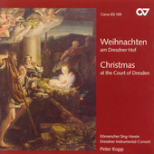 Christmas at the Court of Dresden - Seger, etc / Kopp, et al