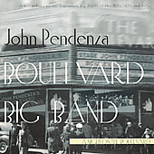 The Boulevard Big Band: A Night on the Boulevard