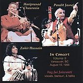 Zakir Hussain: In Concert, Vol. 2: Live in Vancouver