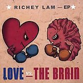 Richey Lam: Love vs. The Brain EP [EP] *