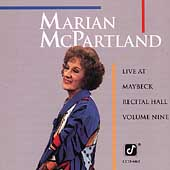 Marian McPartland: Live at Maybeck Recital Hall, Vol. 9