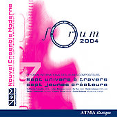 The 7th International Forum of Young Composers 2004