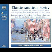 Various Artists: Classic American Poetry
