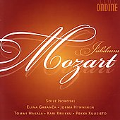 Mozart Jubileum / Isokoski, Garanca, et al