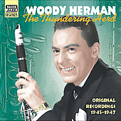 Woody Herman: The Thundering Herd