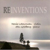 Reinventions / Denis Letourneau, Stu Goldberg
