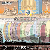 Paul Lansky: Music Box, etc