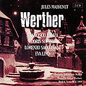 Massenet: Werther, etc / G&#243;mez Mart&#237;nez, Bonynge, Araiza