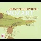 Mozart Concert Arias / Jeanette Scovotti, et al