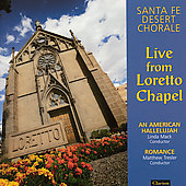Live from Loretto Chapel - An American Hallelujah, Romance