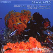 Seascapes - Debussy, Bridge, Glazunov, etc / Bezaly