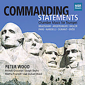 Commanding Stements - Bradshaw, Argersinger, et al