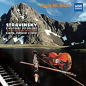 Alaska Pro Musica - Stravinsky, Bart&#243;k, Benshoof, Coray