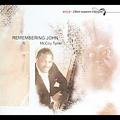 McCoy Tyner: Remembering John [Digipak]