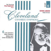 Cleveland Chamber Symphony, Vol. 6